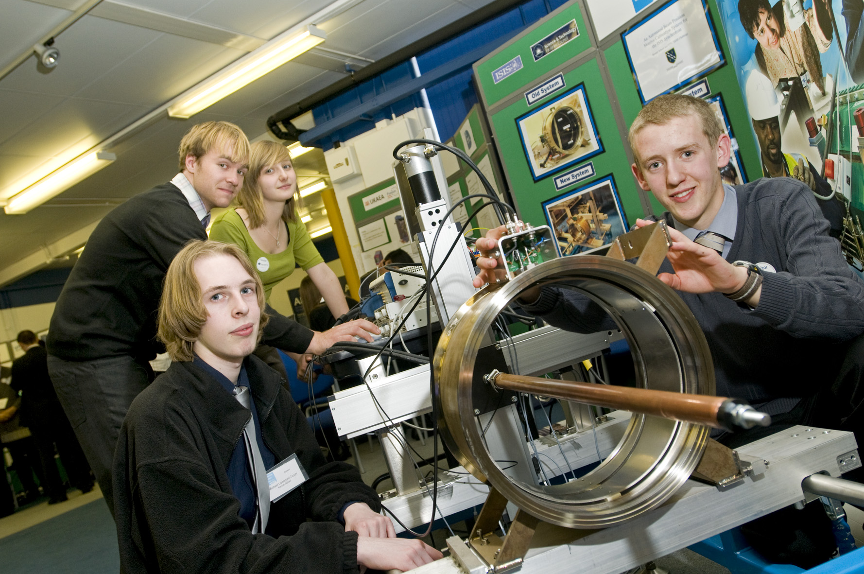 Applications now open for the iet engineering education grant.