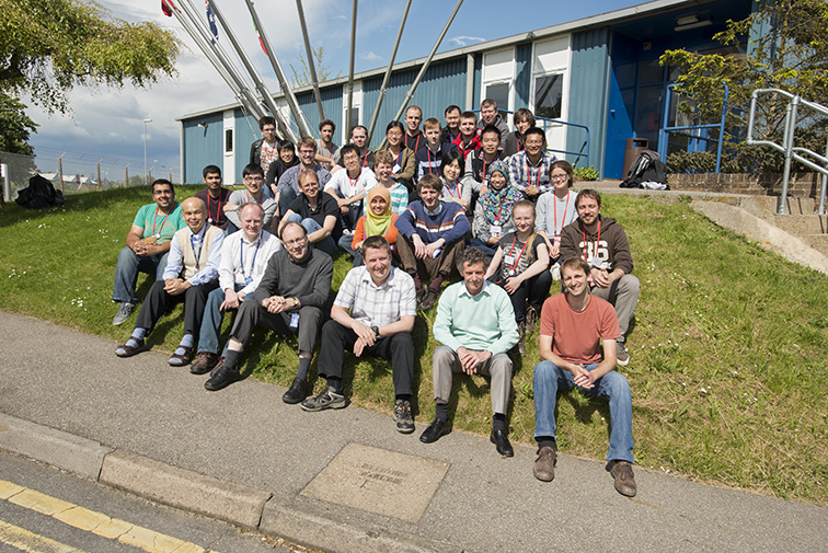 2014 Muon Training School Group Photo 2
