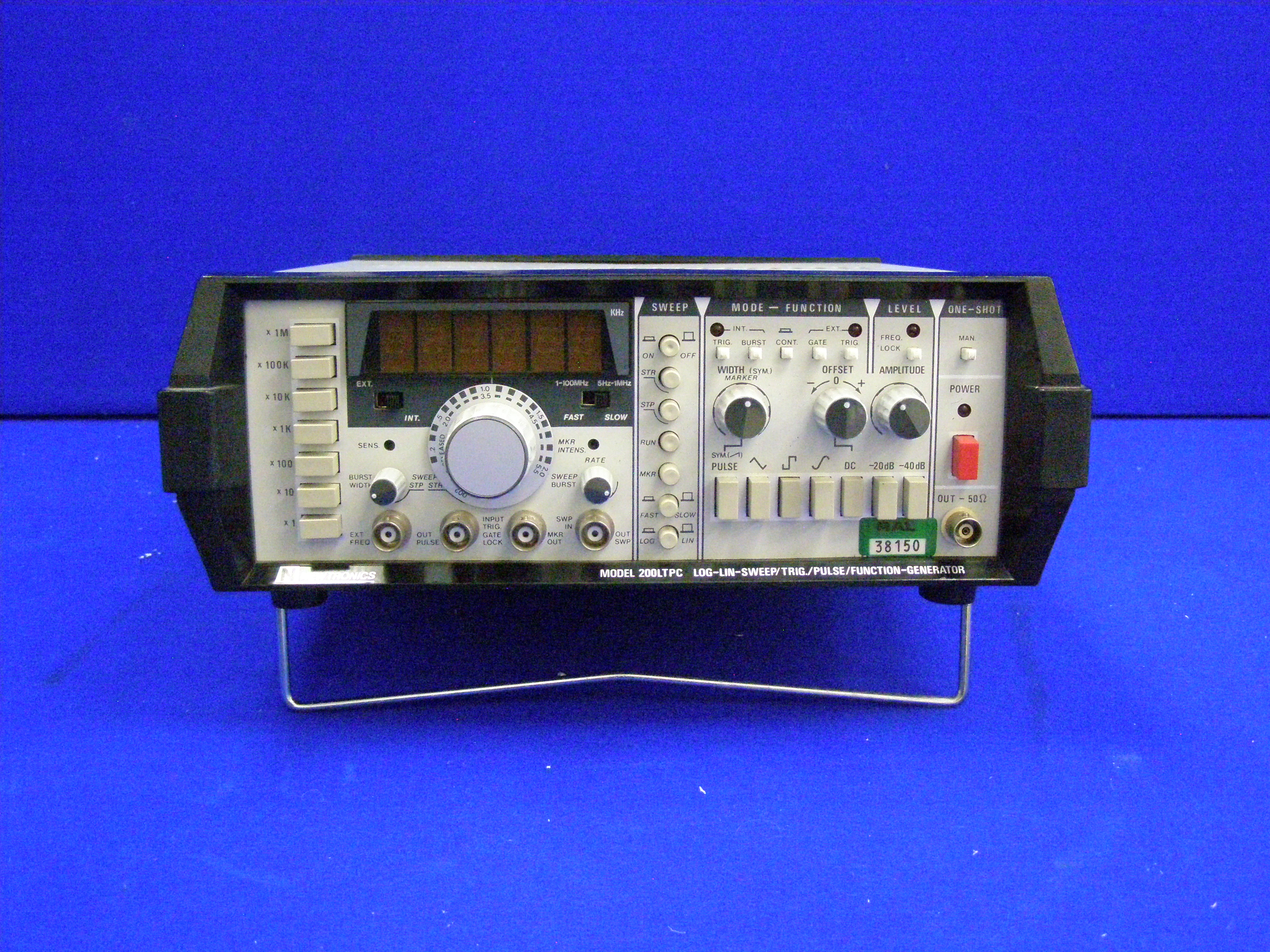 Isis 200ltpc Function Generator