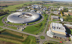 Aerial view of Rutherford Appleton Laboratory