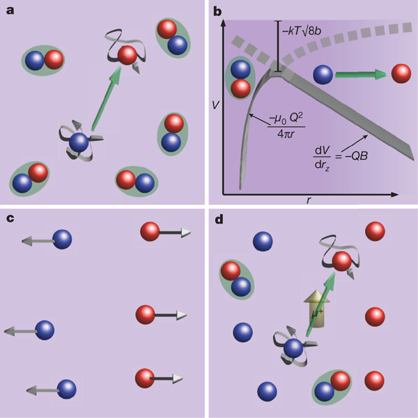 Applying a magnetic field to spin ice accelerates magnetic charges