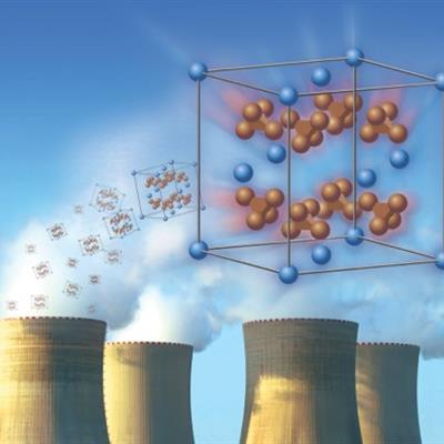 Thermoelectrics could be used to increase the efficiency of power stations.